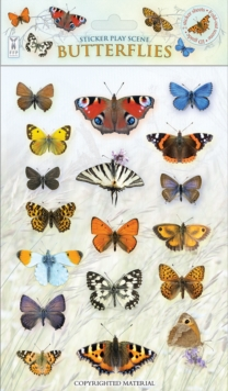 Butterflies, Loose-leaf Book