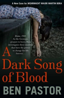 A Dark Song of Blood, Paperback Book