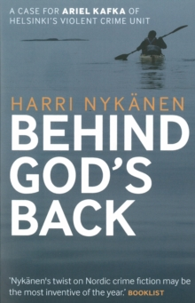 Behind God's Back, Paperback Book