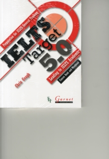 IELTS Target 5.0 Course Book and Workbook and Audio DVD, Mixed media product Book