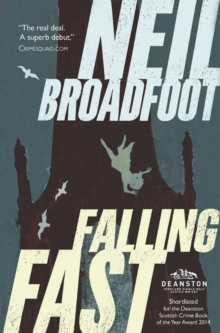 Falling Fast, Paperback Book