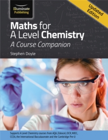 Maths for A  Level Chemistry, Paperback Book