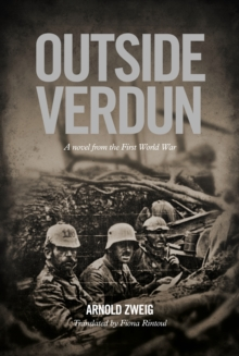 Outside Verdun, Paperback Book