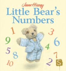 Little Bear's Numbers, Board book Book