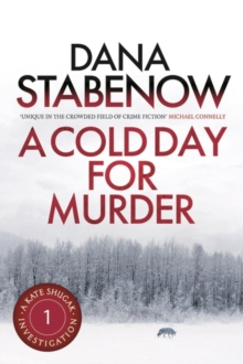 A Cold Day for Murder, Paperback Book