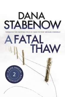 A Fatal Thaw, Paperback Book