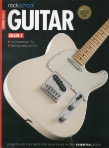 Rockschool Guitar Grade 4 (2012-2018), Paperback Book