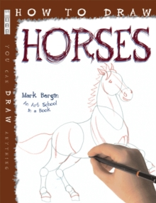 How to Draw Horses, Paperback Book