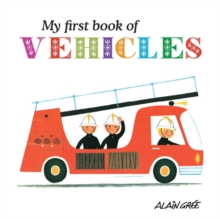 My First Book of Vehicles, Board book Book