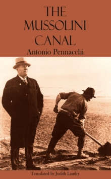 The Mussolini Canal, Paperback Book