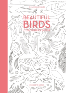 Beautiful Birds Colouring Book, Paperback Book