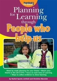 Planning for Learning Through People Who Help Us, Paperback Book