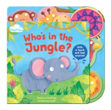 Who's in the Jungle?, Board book Book