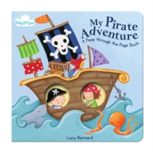 My Pirate Adventure, Board book Book