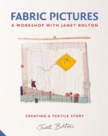 Fabric Pictures, Hardback Book