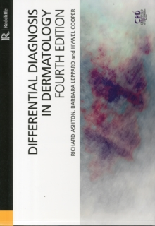 Differential Diagnosis in Dermatology, Paperback Book
