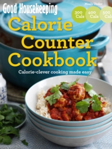 Good Housekeeping Calorie Counter Cookbook, Paperback Book