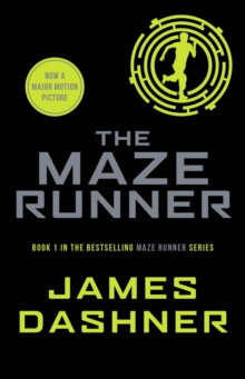 The Maze Runner, Paperback Book