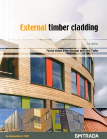 External Timber Cladding, Paperback Book