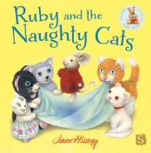 Ruby And The Naughty Cats, Hardback Book