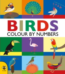 Birds (Colour by Numbers), Paperback Book