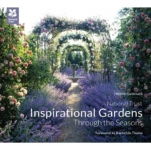 English Gardens: A Journey Through the Seasons, Hardback Book