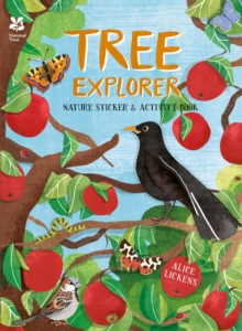 Tree Explorer : Nature Sticker & Activity Book, Paperback Book