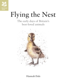 Flying the Nest: Britain's Best-Loved Baby Animals, Hardback Book