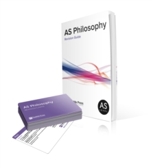 AS Philosophy Revision Guide and Cards for OCR, Mixed media product Book