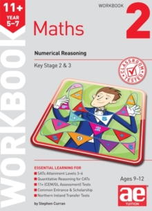 11+ Maths Year 5-7 Workbook 2 : Numerical Reasoning, Paperback Book