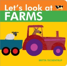Let's Look at Farms, Board book Book