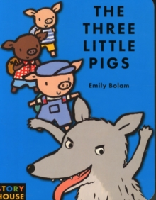 The Three Little Pigs, Board book Book