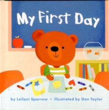 My First Day, Hardback Book