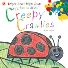 Creepy Crawlies, Paperback Book