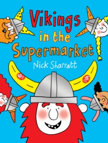Vikings in the Supermarket, Paperback Book