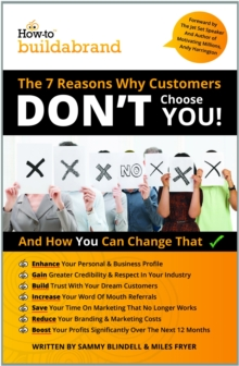 The 7 Reasons Why Customers Don't Choose You, Paperback Book