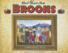 Knit Your Own Broons, Hardback Book