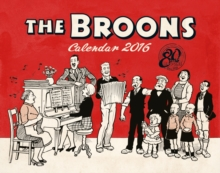 The Broons Calendar 2016, Other printed item Book