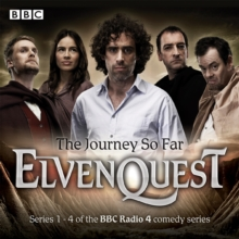 Elvenquest: The Journey So Far : Series 1,2,3 and 4, CD-Audio Book