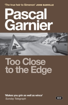 Too Close to the Edge, Paperback Book