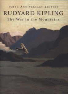 The War in the Mountains, Hardback Book