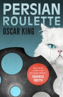 Persian Roulette, Paperback Book