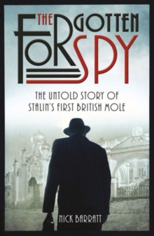 The Forgotten Spy, Paperback Book