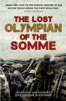 The Lost Olympian of the Somme, Paperback Book