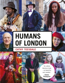 Humans of London, Hardback Book
