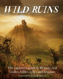 Wild Ruins : The Explorer's Guide to Britain Lost Castles, Follies, Relics and Remains, Paperback Book