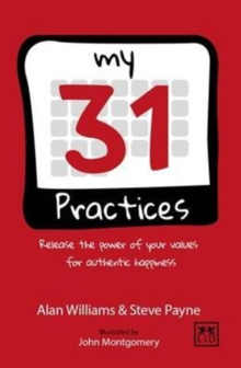 The 31 Practices: Release the Power of Your Values Superhero, Hardback Book