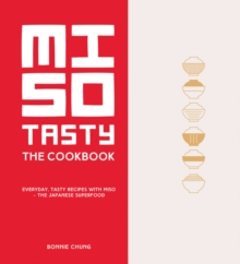 Miso Tasty, Hardback Book