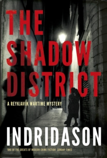 The Shadow District, Hardback Book