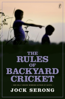 The Rules of Backyard Cricket, Paperback Book